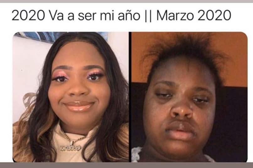 2020 Va a ser mi año - Marzo 2020