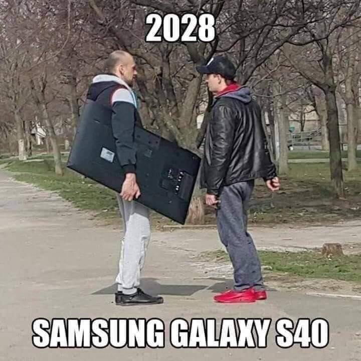 2028  Samsung Galaxy S40
