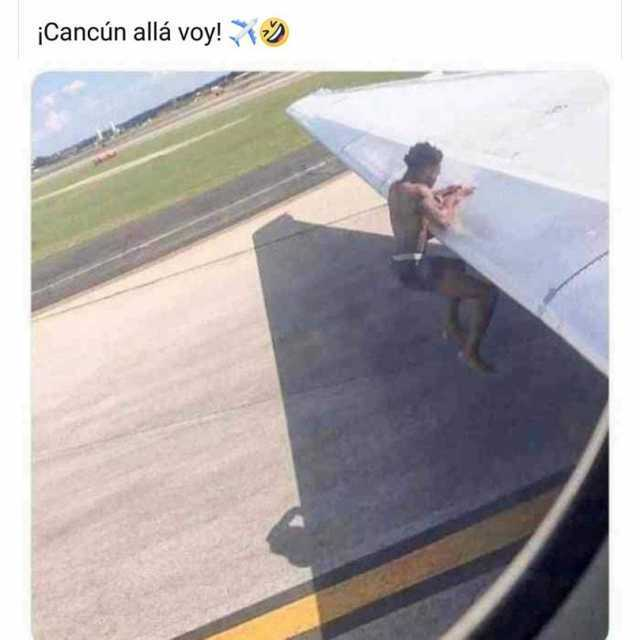 ¡Cancún allá voy!