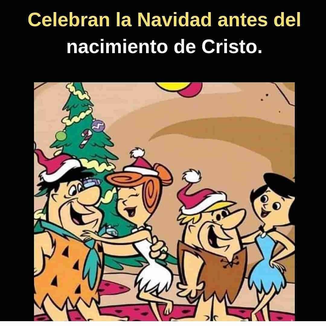 Celebran la Navidad antes del nacimiento de Cristo.