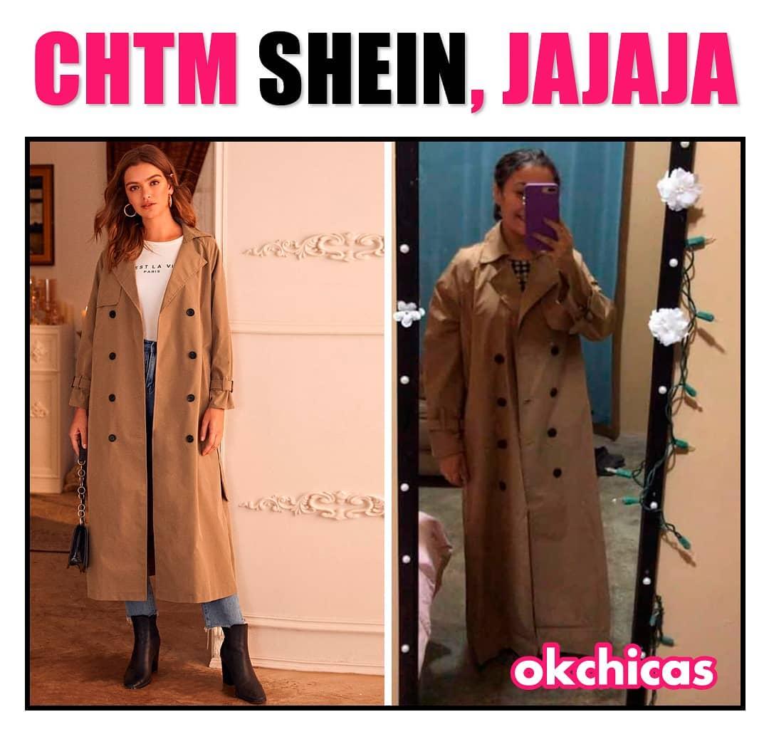 Chtm Shein, jajaja