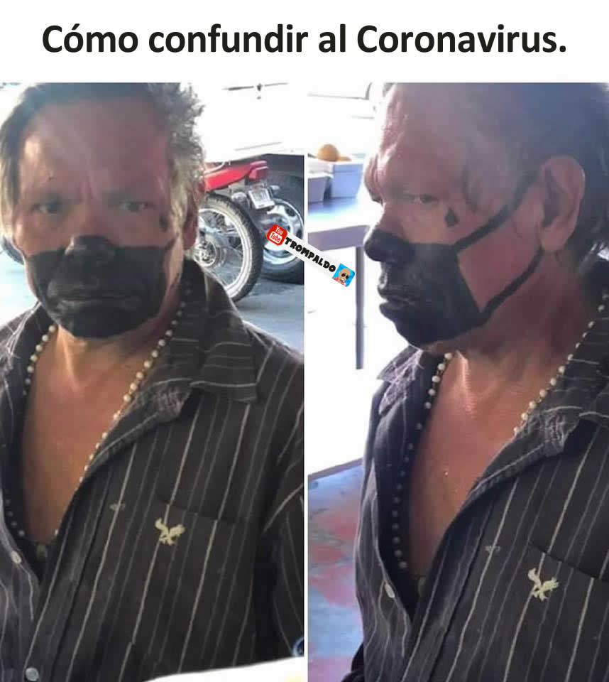 Cómo confundir al Coronavirus.