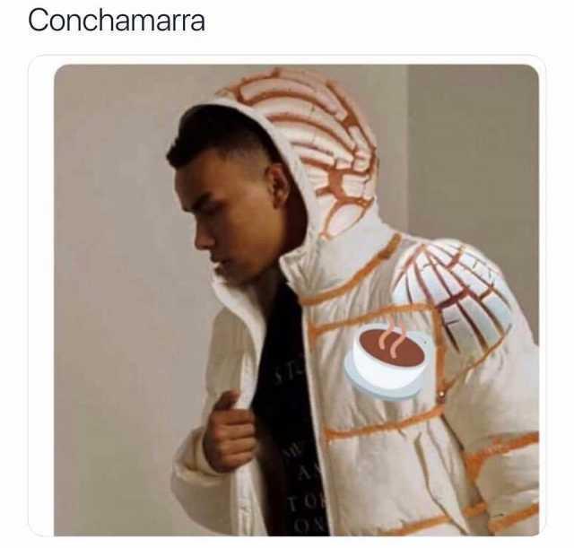 Conchamarra.
