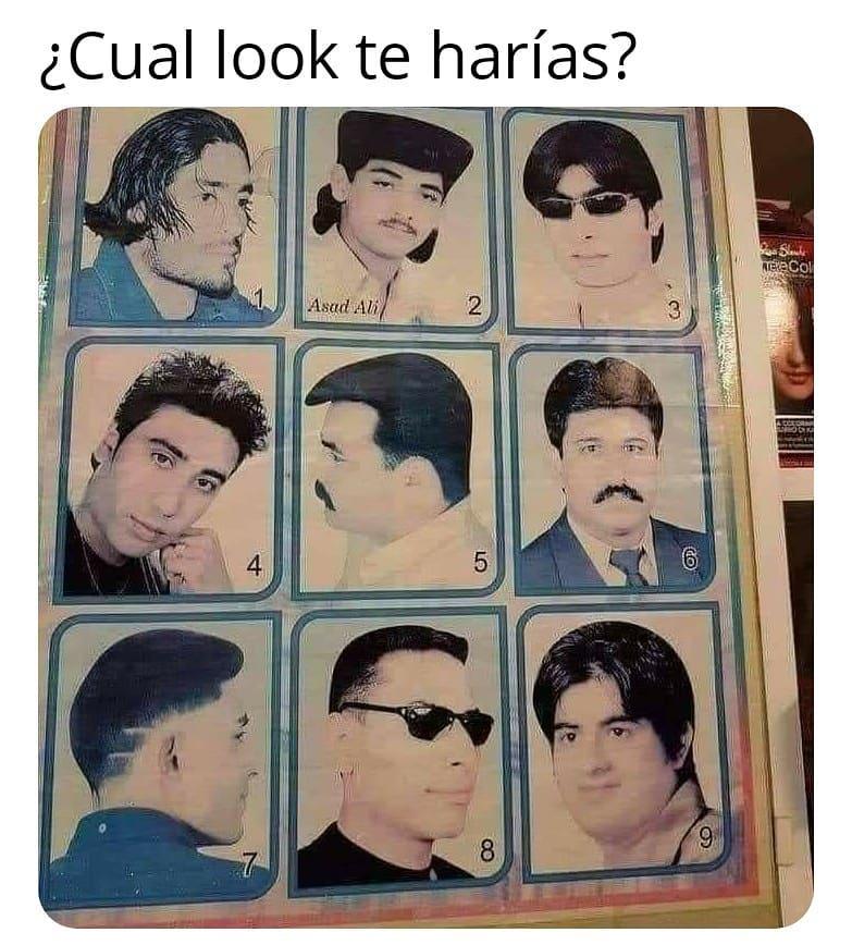 ¿Cual look te harías?