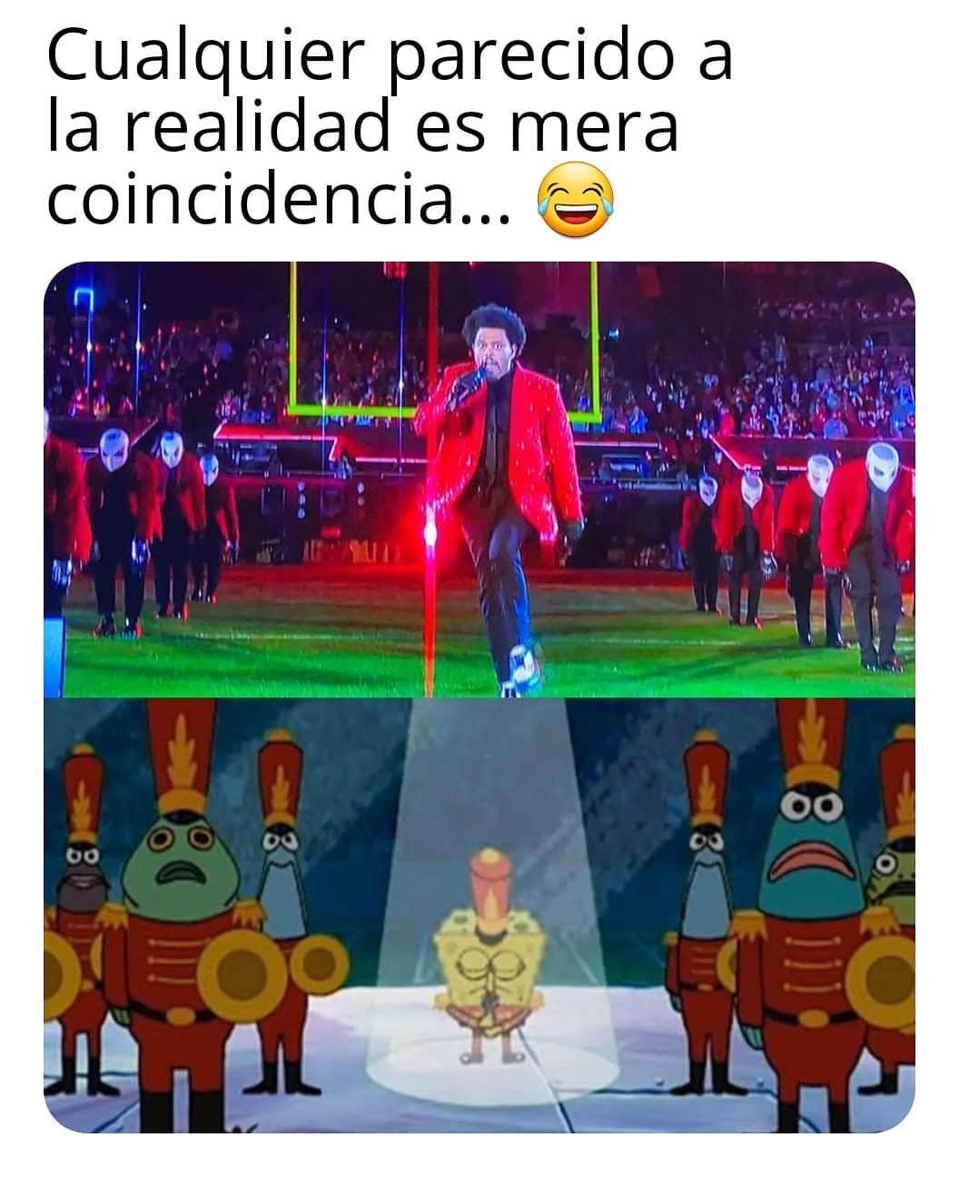 Cualquier parecido a la realidad es mera coincidencia...