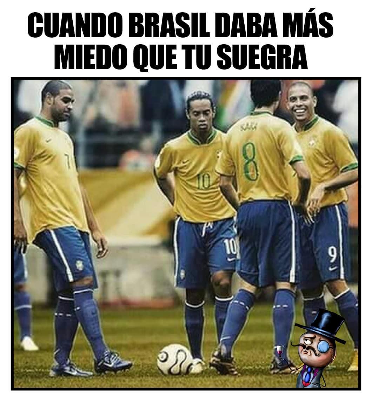 Cuando Brasil daba más miedo que tu suegra.