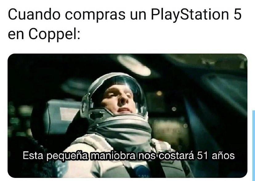Cuando compras un PlayStation 5 en Coppel: Esta pequeña maniobra nos costará 51 años.