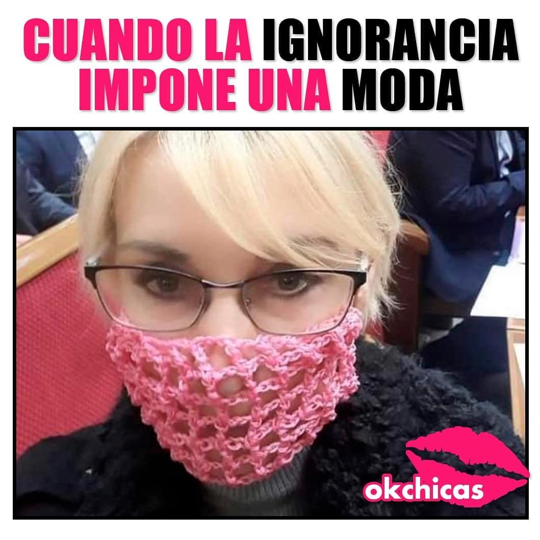 Cuando la ignorancia impone una moda.