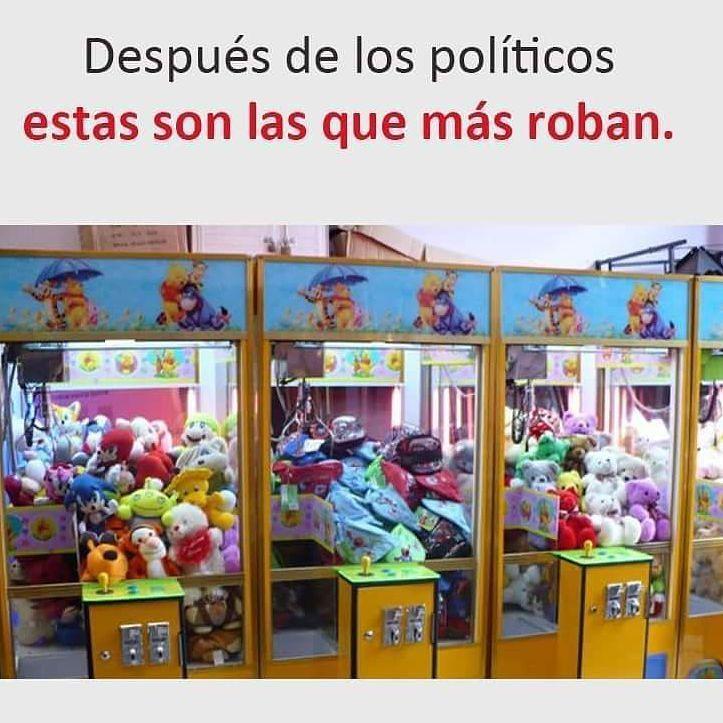 Después de los políticos, estas son las que más roban.