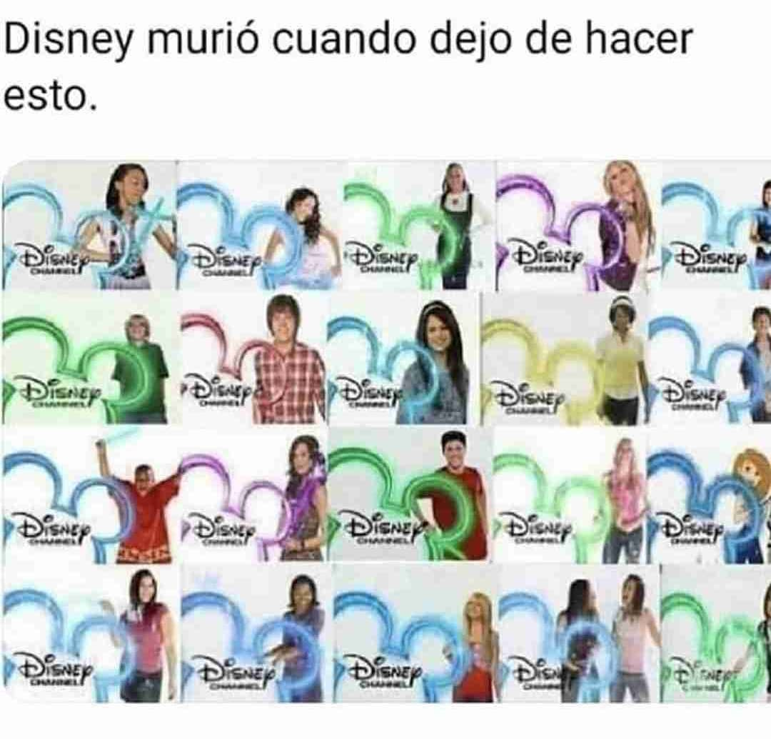 Disney murió cuando dejó de hacer esto.