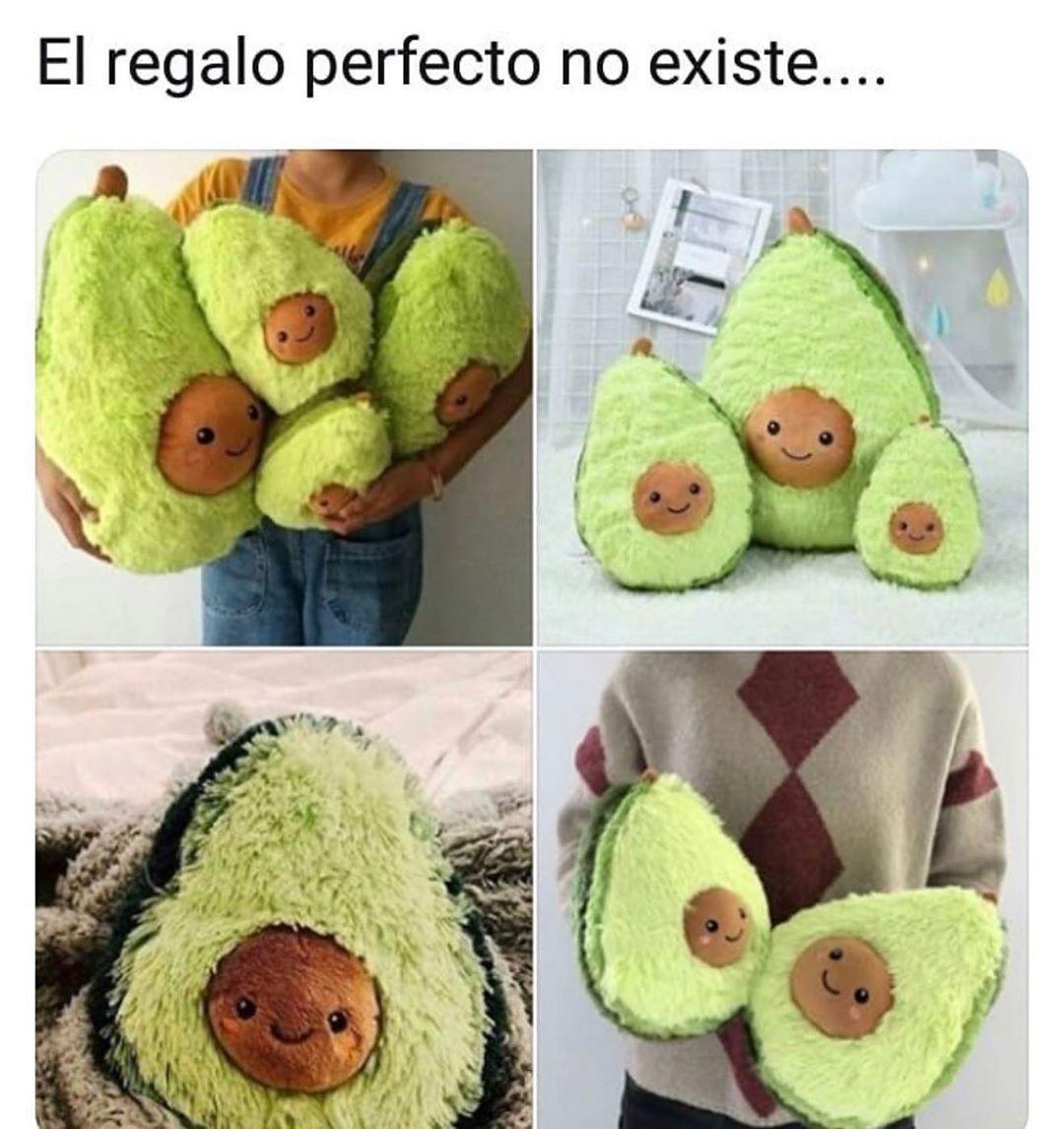 El regalo perfecto no existe...