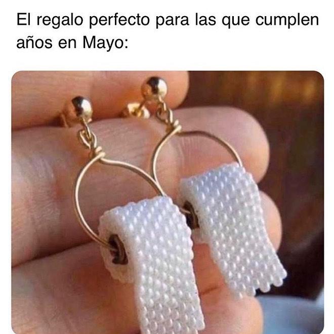 El regalo perfecto para las que cumplen años en Mayo: