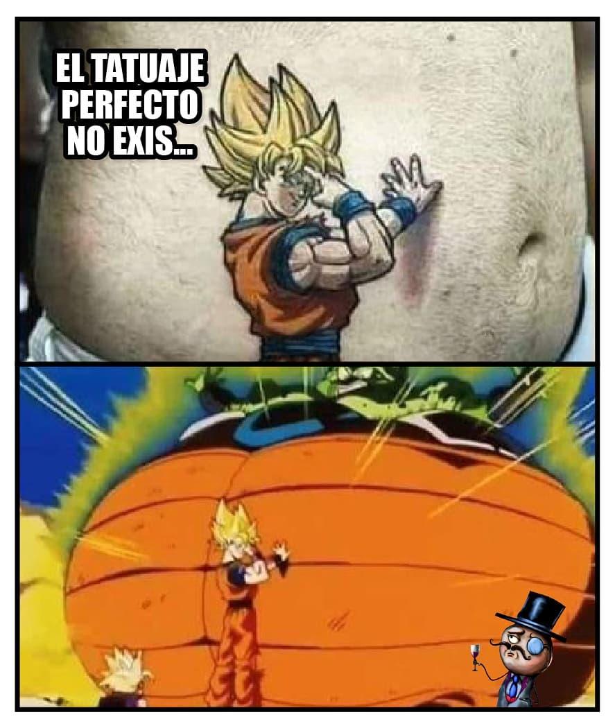 El tatuaje perfecto no exis...