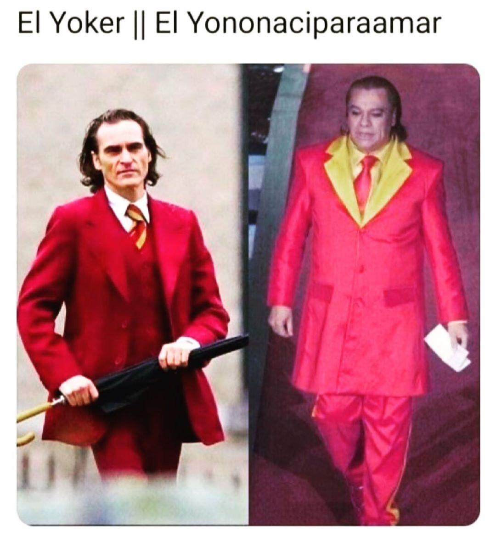 El Yoker. // El Yononaciparaamar.