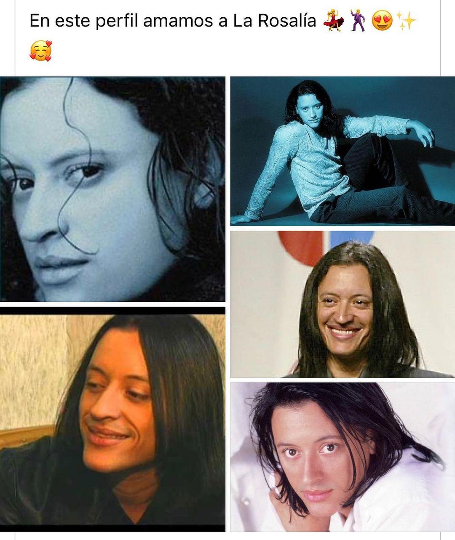 En este perfil amamos a La Rosalía.