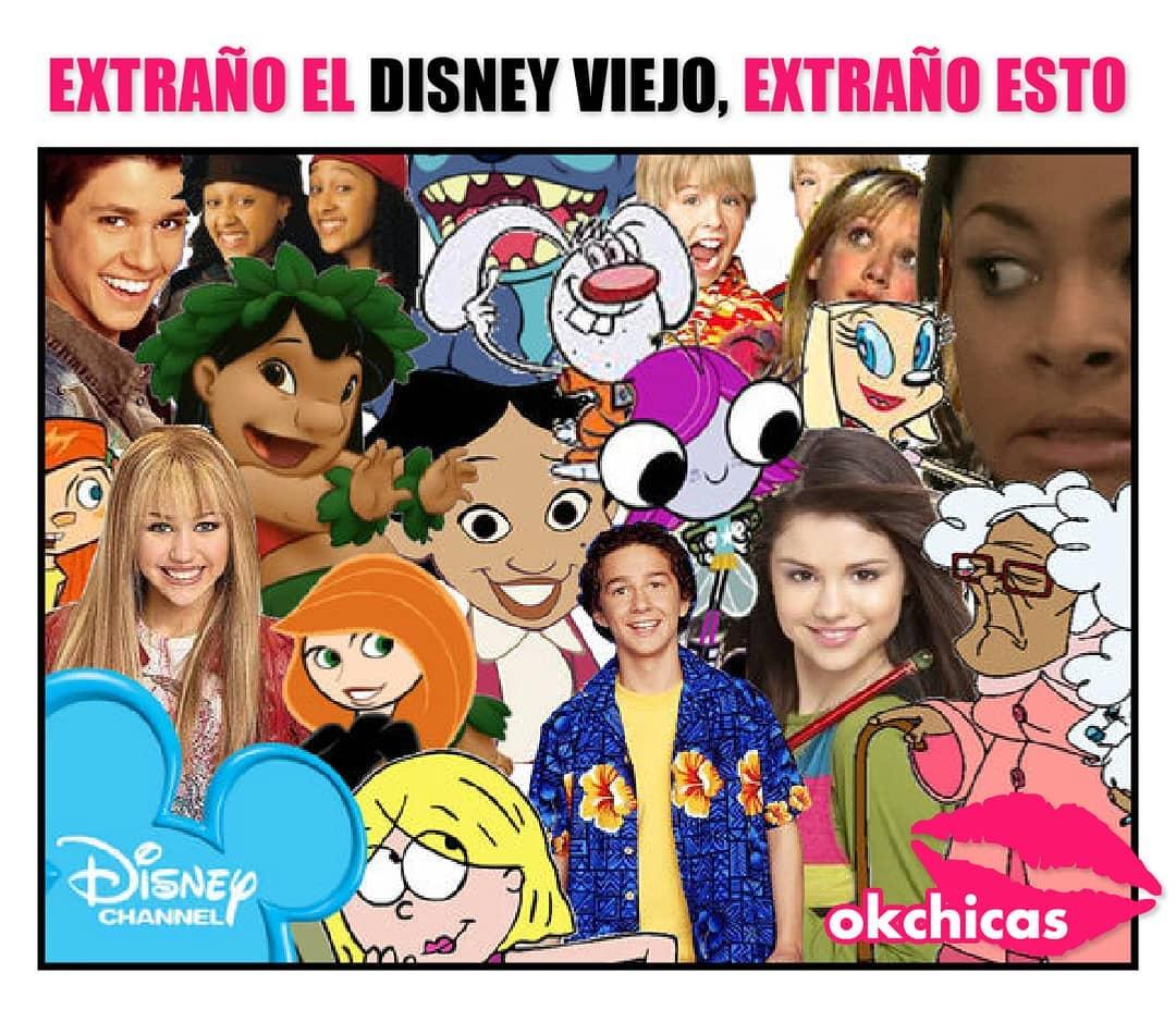 Extraño el Disney viejo, extraño esto.