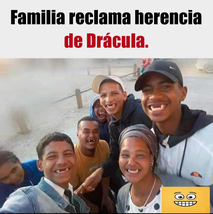 Familia reclama herencia de Drácula.