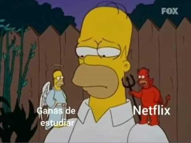 Ganas de estudiar. / Netflix.