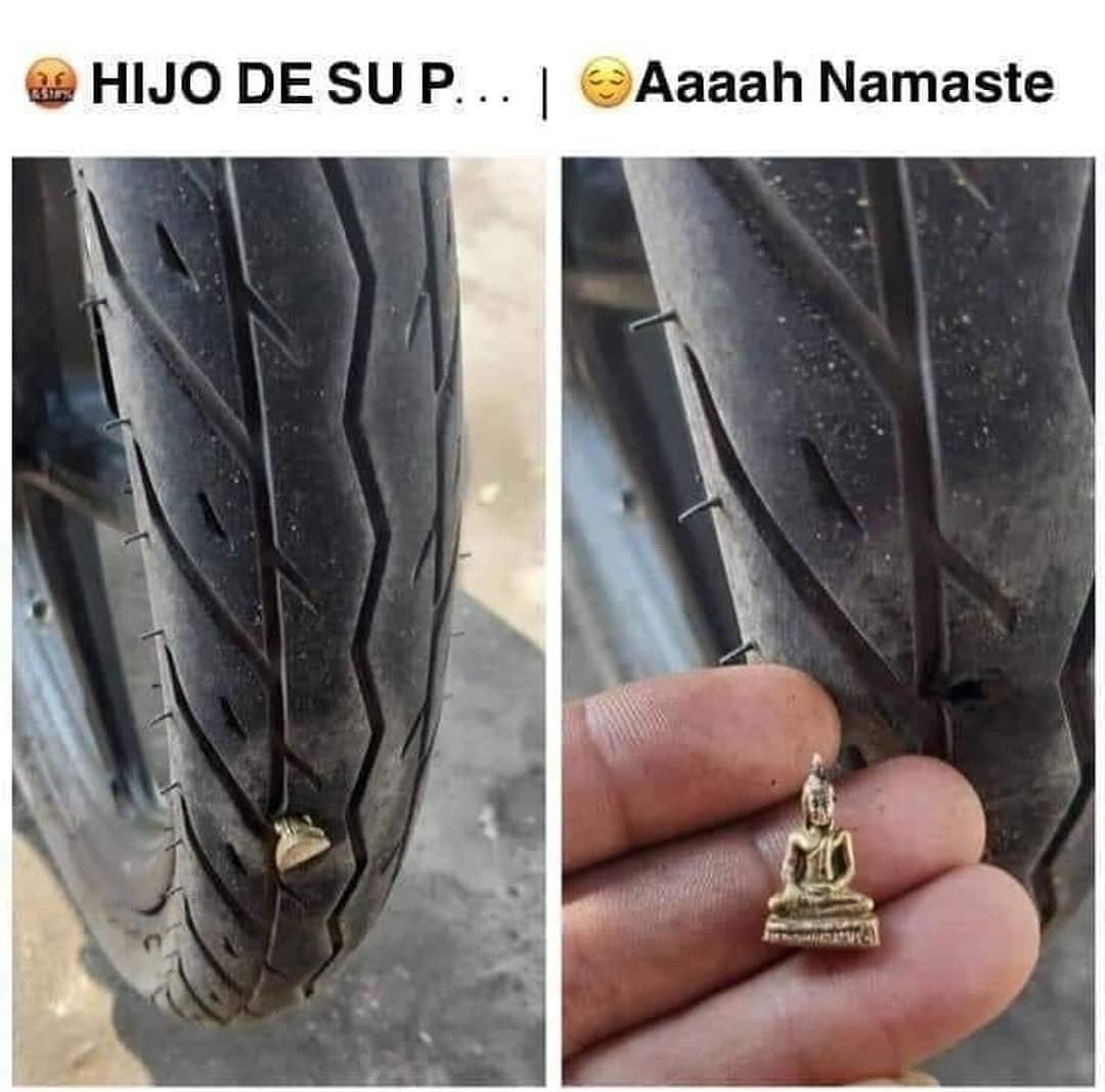 Hijo de sup. / eAaaah Namaste.