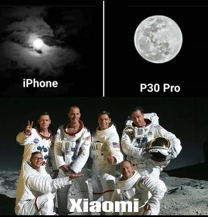 Iphone / P30 Pro / Xiaomi