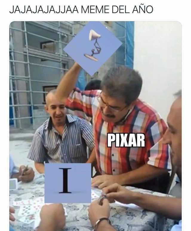Jajajajaja meme del año.