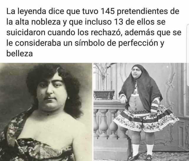 La leyenda dice que tuvo 145 pretendientes de la alta nobleza y que incluso 13 de ellos se suicidaron cuando los rechazó, además que se le consideraba un símbolo de perfección y belleza.
