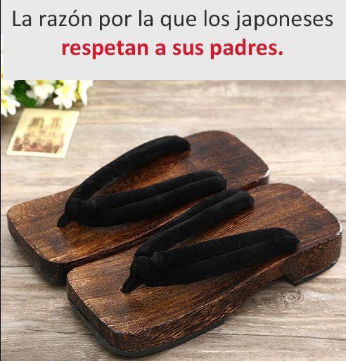 La razón por la que los japoneses respetan a sus padres.