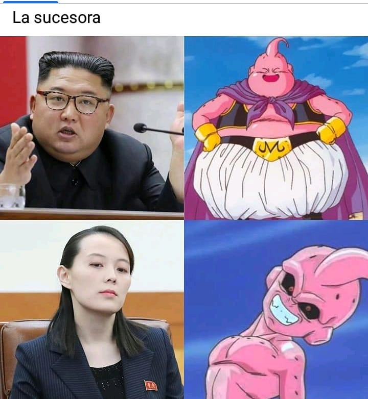 La sucesora.