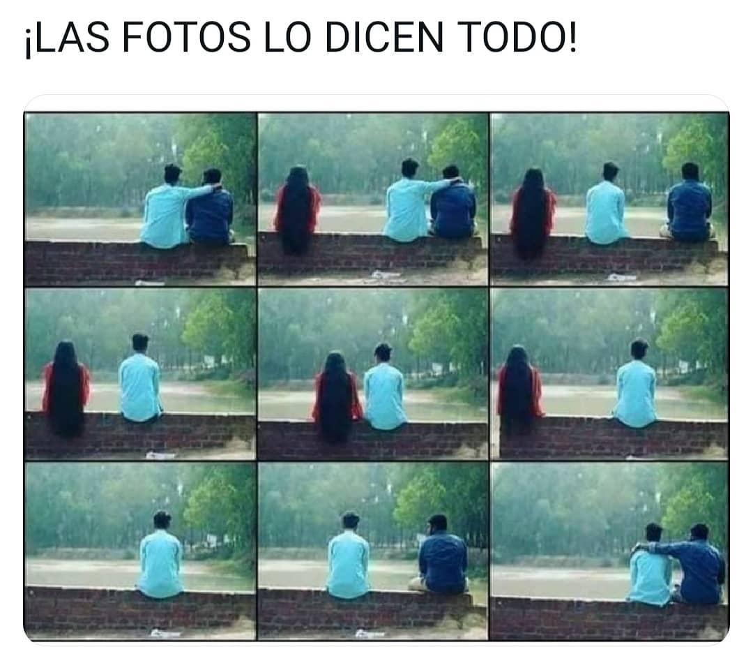 ¡Las fotos lo dicen todo!