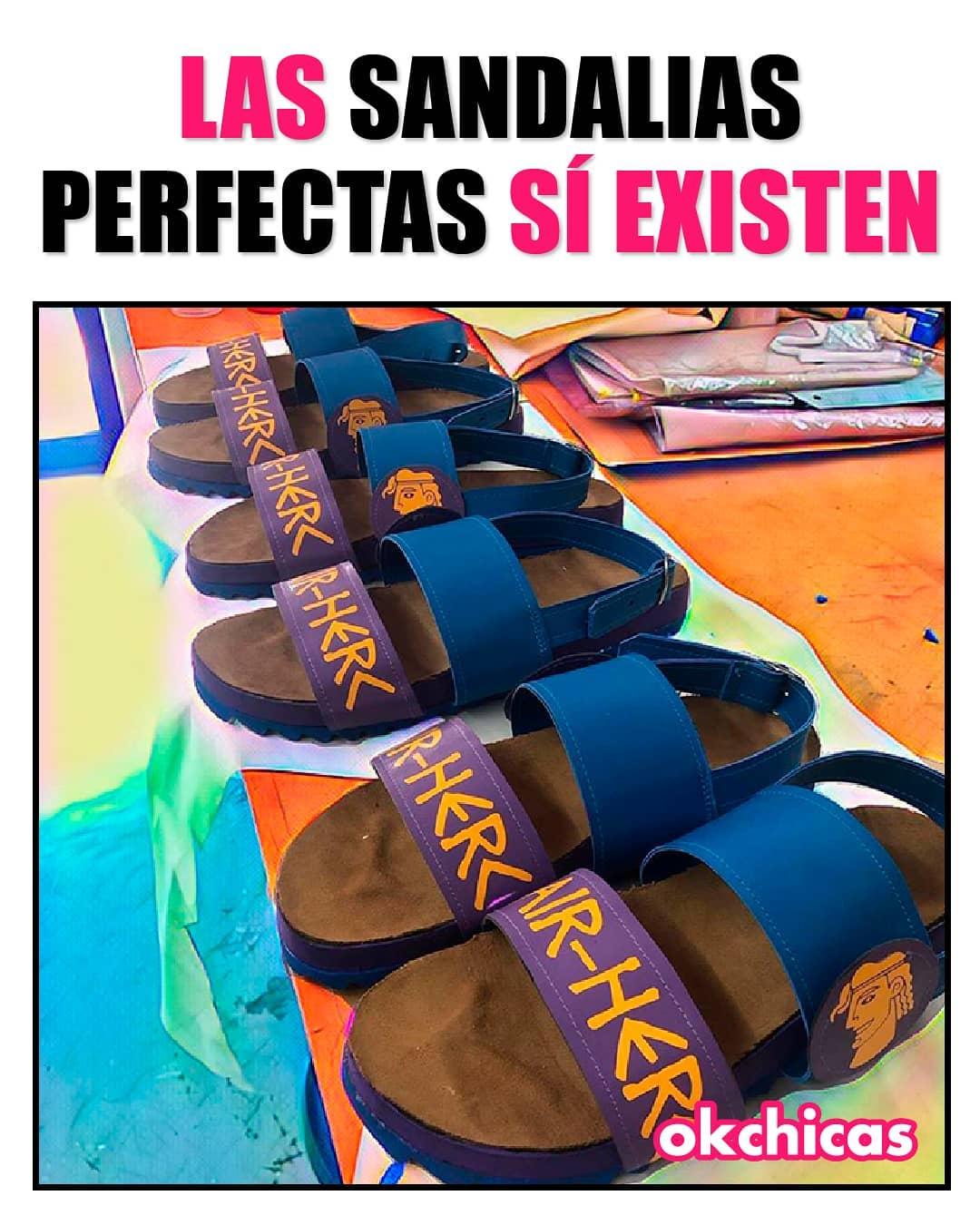 Las sandalias perfectas sí existen.