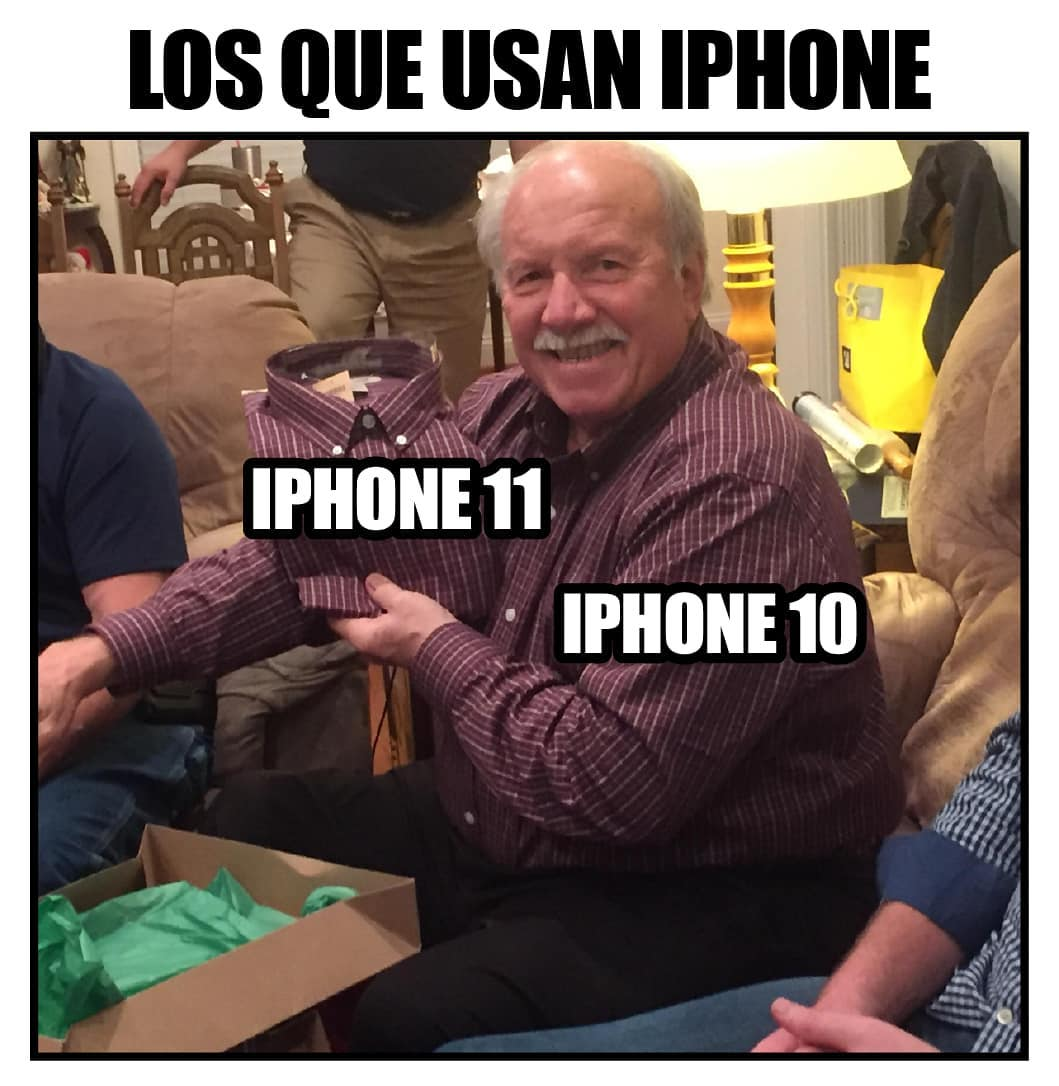 Los que usan Iphone.  Iphone 11. Iphone 10.