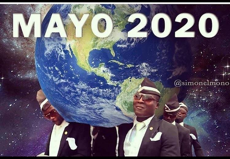 Mayo 2020.