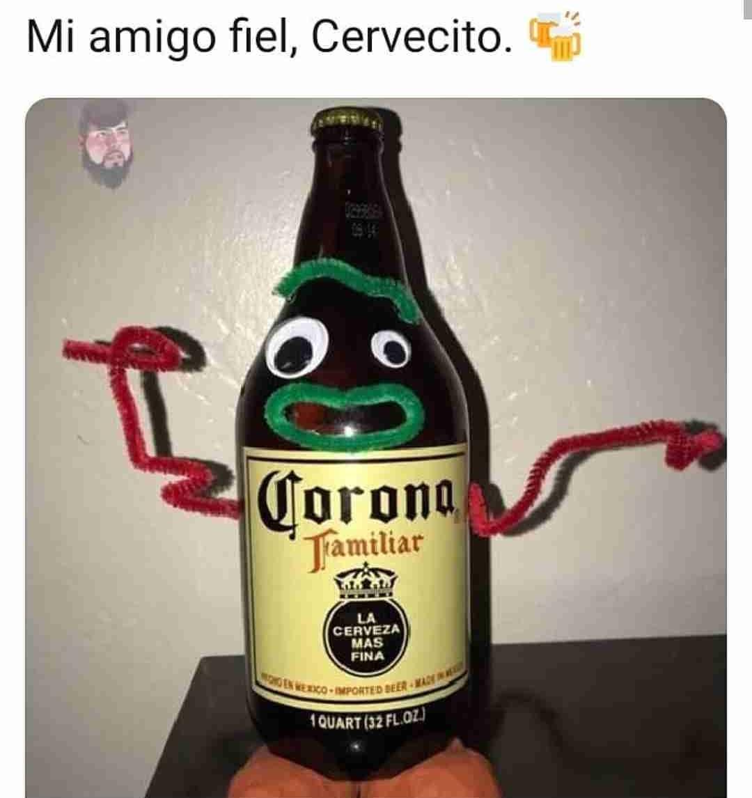 Mi amigo fiel, Cervecito.