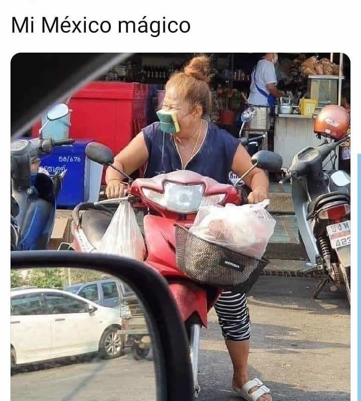 Mi México mágico.
