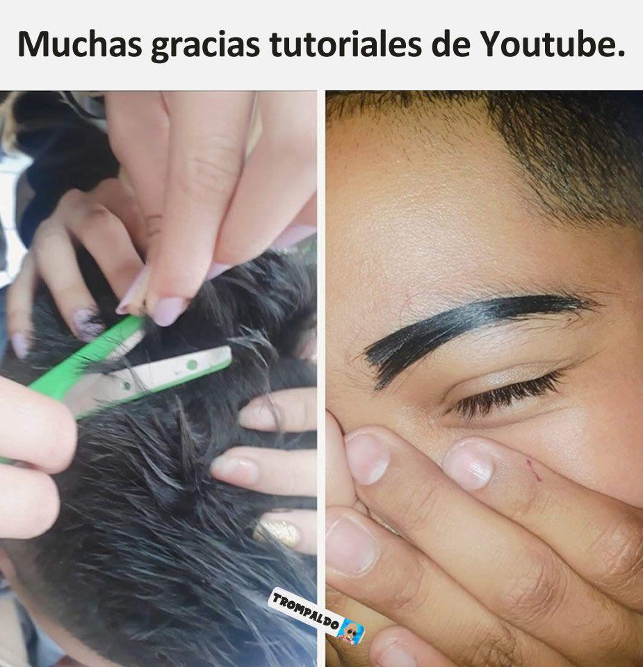 Muchas gracias tutoriales de Youtube.