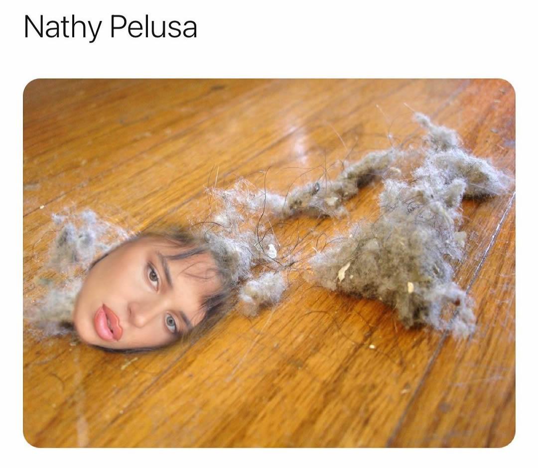 Nathy Pelusa.