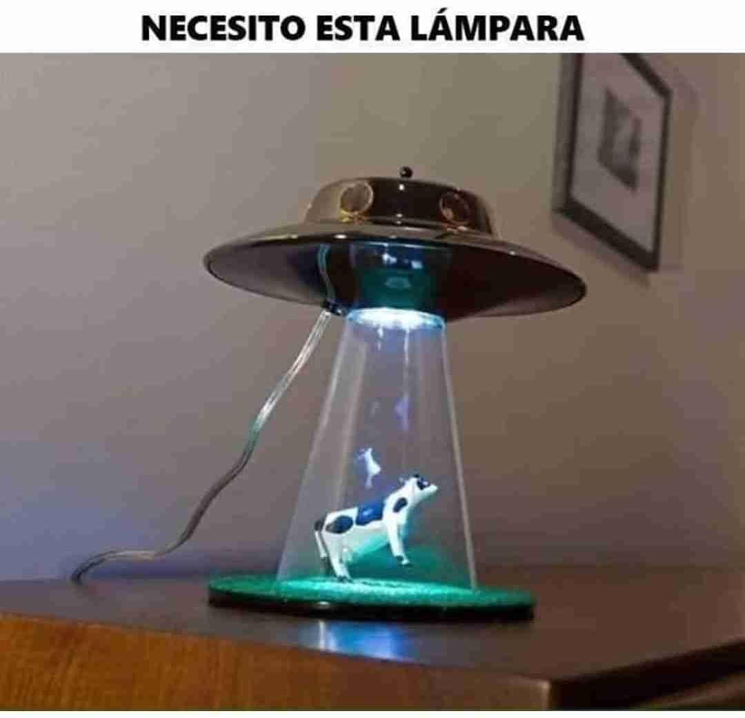 Necesito esta lámpara.
