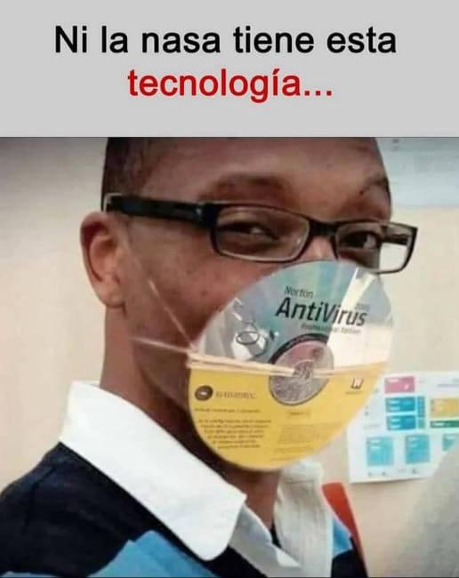Ni la nasa tiene esta tecnología...