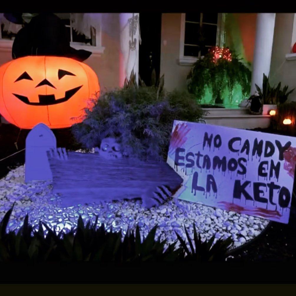 No Candy. Estamos en la Keto.