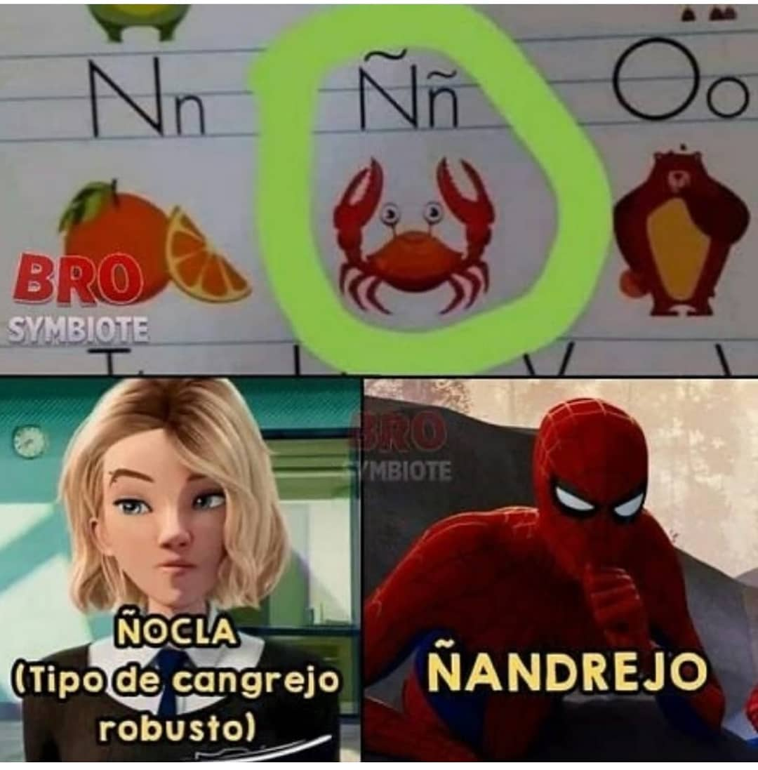 Ñocla (Tipo de cangrejo robusto).  Ñandrejo.