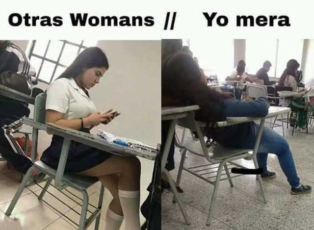 Otras Womans. // Yo mera.