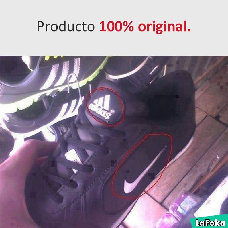 Producto 100% original.