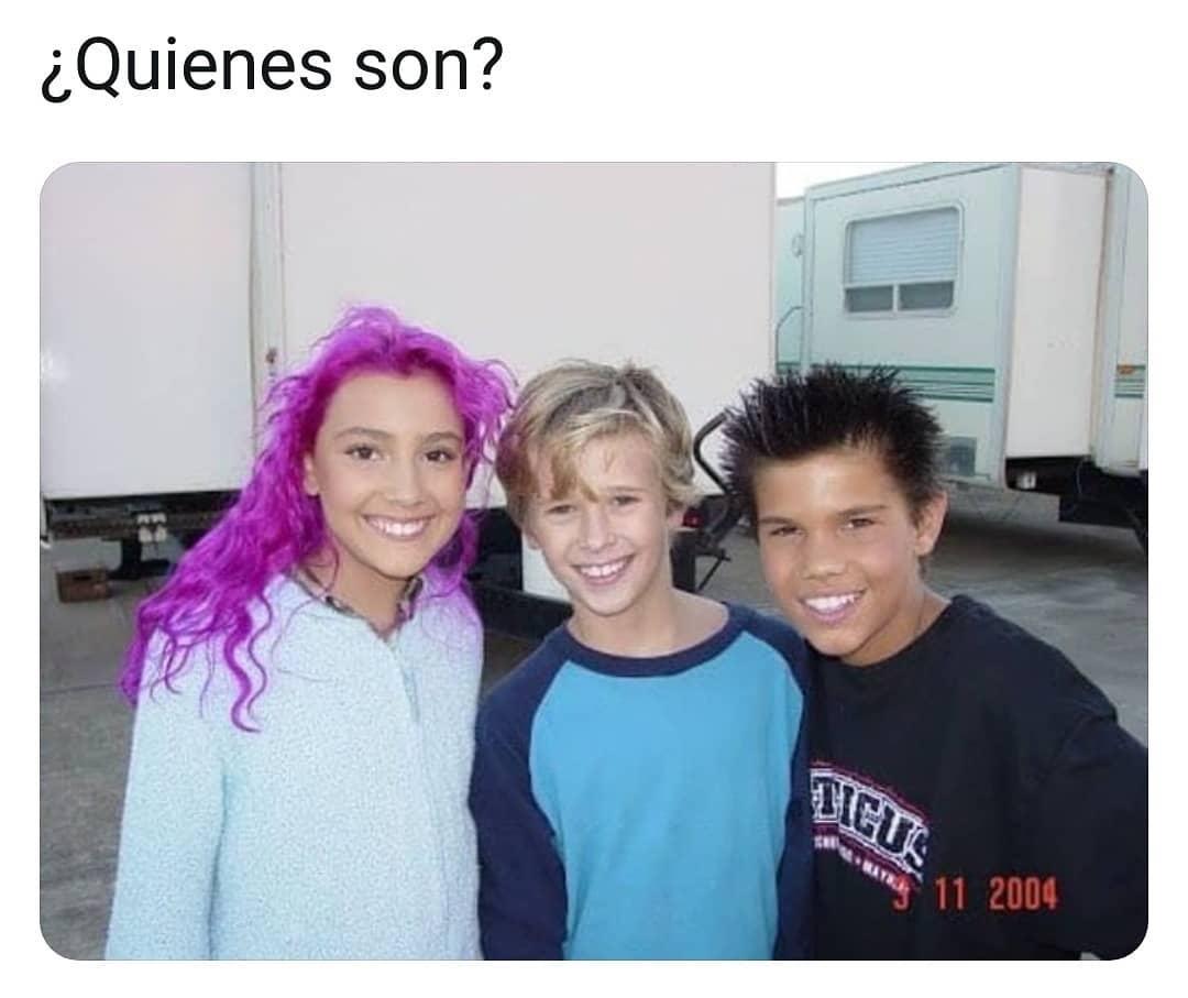¿Quienes son?