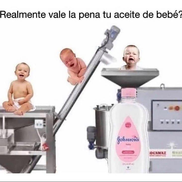 Realmente vale la pena tu aceite de bebé?