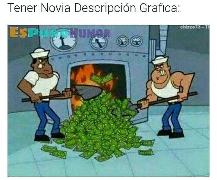 Tener Novia Descripción Grafica: