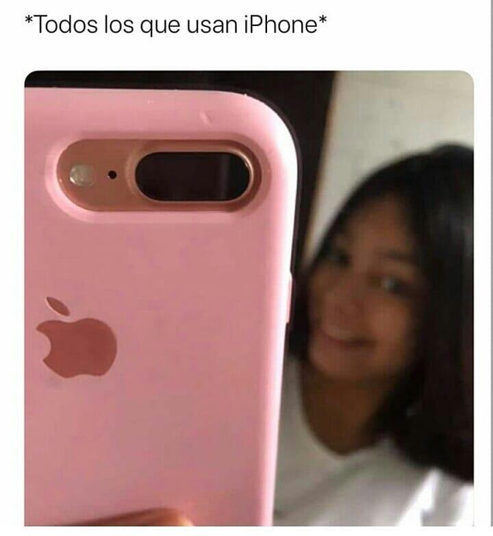 *Todos los que usan iPhone*