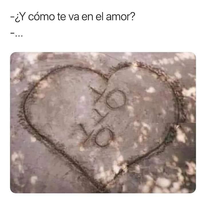 ¿Y cómo te va en el amor?