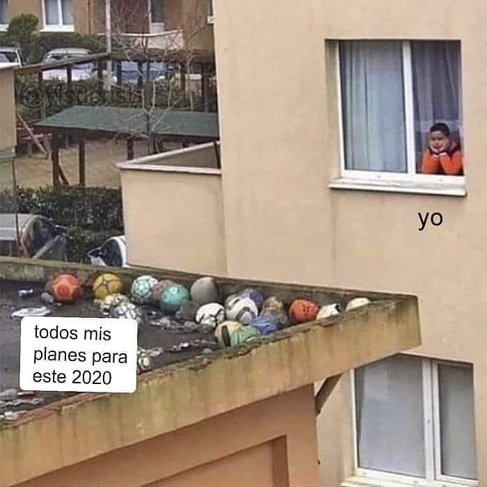 Yo: / Todos mis planes para este 2020.